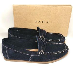 {Zara}Boys Slip On Loafers